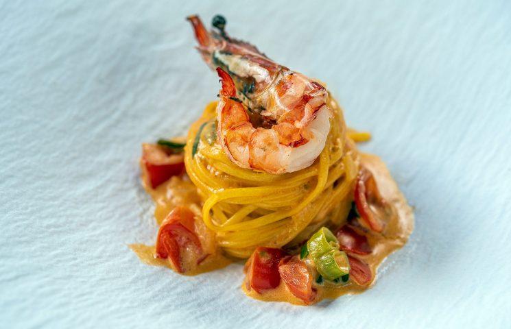 Frische, italienische Küche