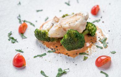 Acquario italienisches Essen