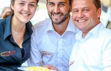 Ristorante Acquario auf der Gormetmeile Essen.